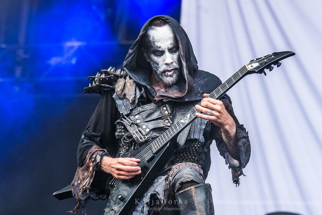 Behemoth With Full Force 2016