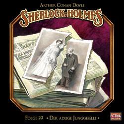 Sherlock Holmes – Folge 20-27
