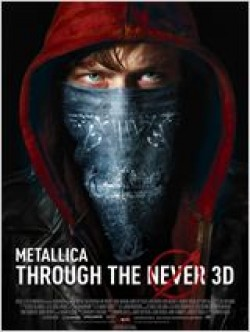 Metallica – Through The Never DVD