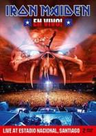 Iron Maiden - En Vivo! Live At Estadio Nacional, Santiago