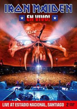 Iron Maiden - En Vivo! Live At Estadio Nacional, Santiago