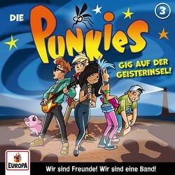 Die Punkies – Gig auf der Geisterinsel (3)