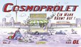 OL – Cosmoprolet Vol. 2 – Ein Mann räumt auf