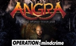 Angra, Operation:Mindcrime, Halcyon Way