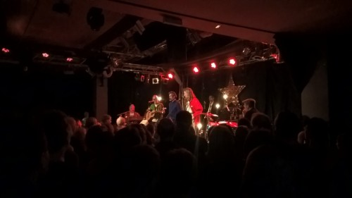 Erdmöbel - Berlin Frannz Club (21.12.2016)