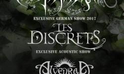 Empyrium, Les Discrets & Alvenrad
