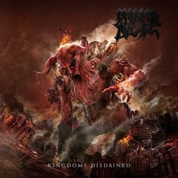 Morbid Angel - Kindoms Disdained