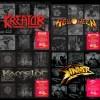 Noise Lebt – Re-Releases Kreator / Helloween / Sinner / Kamelot