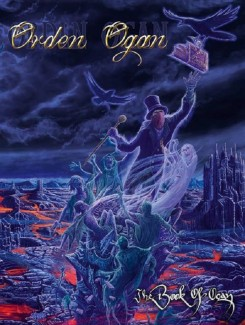 Orden Ogan - The Book Of Ogan