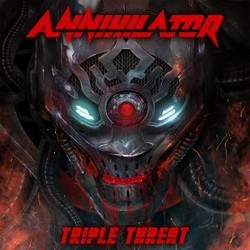 Annihilator – Triple Threat 2CD/DVD
