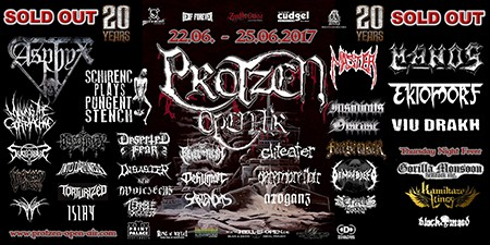 Protzen Open Air 2017
