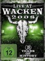 V.A. - Live At Wacken 2008 DVD