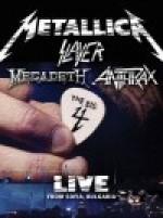V.A. - The Big 4 - Live From Sofia DVD