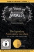Axxis - 20 Years of Axxis DVD