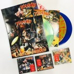 Tankard - Zombie Attack / Chemical Invasion / The Morning After / Alien  Re-Releases