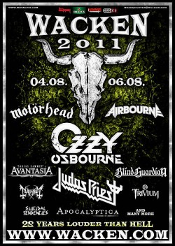 Wacken Open Air 2011