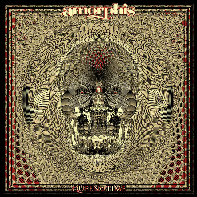 twilight Amorphis Queen Of Time cover 2108