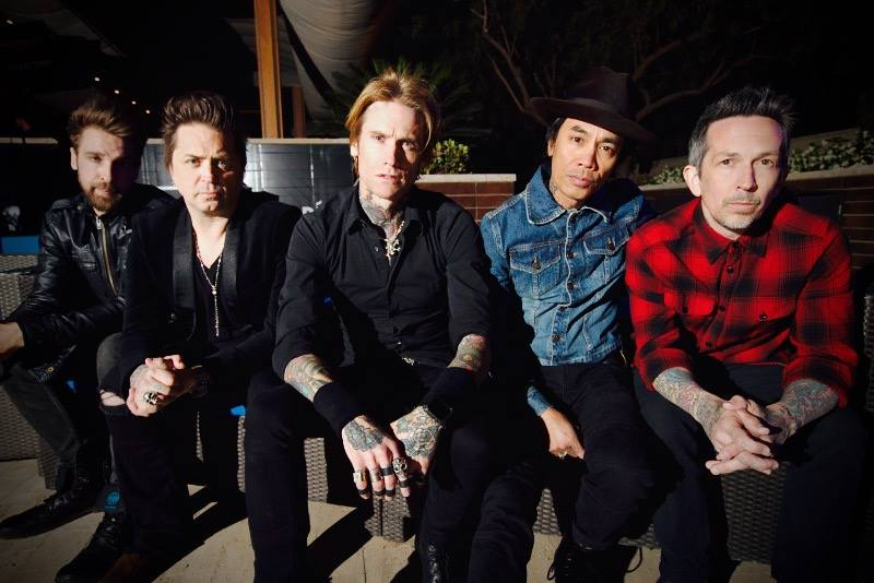 Buckcherry tour 2019 twilight magazin