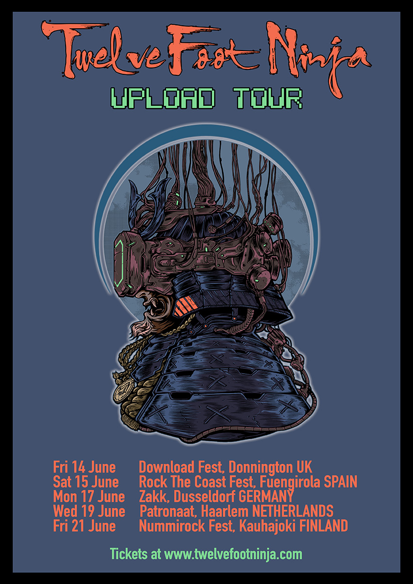 TFN UPLOAD EUROPE TOUR POSTER A3 v2