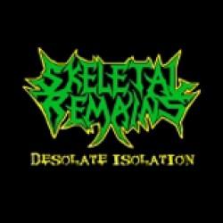 Skeletal Remains - Desolate Isolation Demo 2011