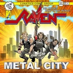 Raven – Metal City