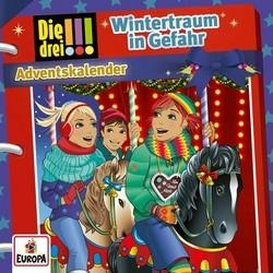 Die Drei !!! – Wintertraum in Gefahr (Adventskalender)