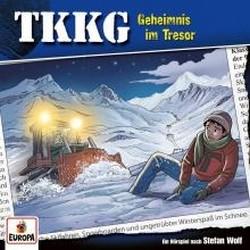 TKKG – Geheimnis im Tresor ( 208)