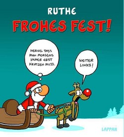 Ruthe – Frohes Fest