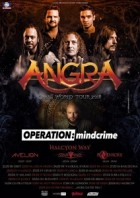 Angra, Operation:Mindcrime, Halcyon Way