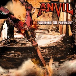 Anvil - Pounding The Pavement