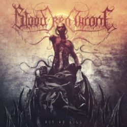 Blood Red Throne – Fit To Kill