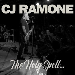 CJ Ramone - The Holy Spell