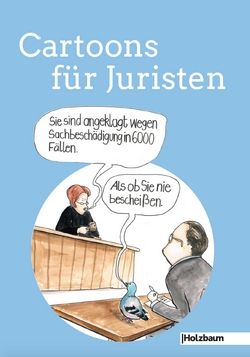 Cartoons für Juristen