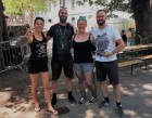 CRITICAL MESS - Interview bei den Metaldays, Slowenien (Juli 2019)