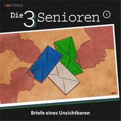 Die 3 Senioren – Briefe eines Unsichtbaren (1)