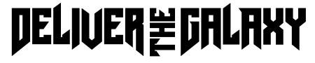 DELIVER THE GALAXY im Interview - Mit Amon Amarth durch Parallelwelten