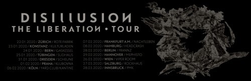 Disillusion LIVE - Hannover, Mephisto-Club
