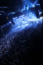 In Flames, Papa Roach, Wovenwar, While She Sleeps - Palladium Köln (31. Oktober 2014)