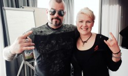SABATON - Interview in Hamburg (MAI 2019)