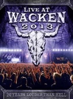 V.A. – Live in Wacken 2013 Doppel-CD – DVD