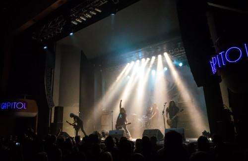 Monster Magnet live im Capitol (Hannover)