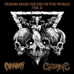 COFFINBIRTH / GRAVESTONE - Demons From The End Of The World Vol. ll - Split