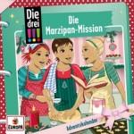 Die Drei !!! – Die Marzipan-Mission (Adventskalender)