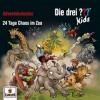 Die Drei Fragezeichen Kids – 24 Tage Chaos im Zoo (Adventskalender)
