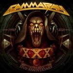 GAMMA RAY - 30 YEARS LIVE ANNIVERSARY CD-DVD-LP