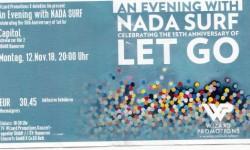 NADA SURF -