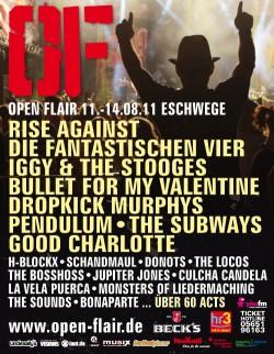 Open Flair 2011