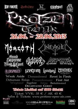 Protzen Open Air 2015