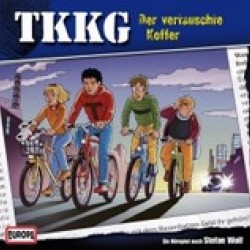 TKKG - Der vertauschte Koffer (181)
