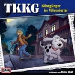 TKKG - Blindgänger im Villenviertel (183)